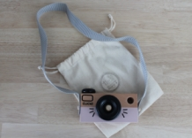 My First Camera - mint roze