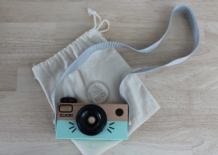 My First Camera - mint groen
