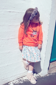 HLIN-skirt with cherry