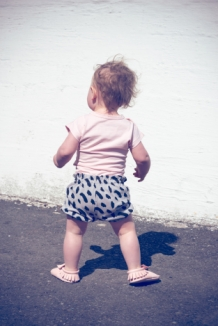 BETA-shorts with strokes